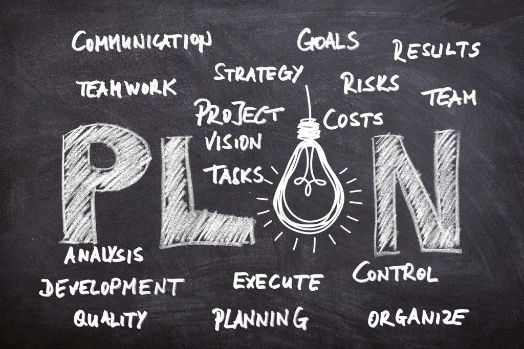 Business plan liitutaulu