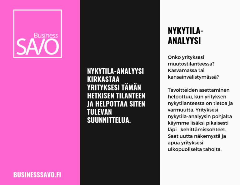 nykytila-analyysi